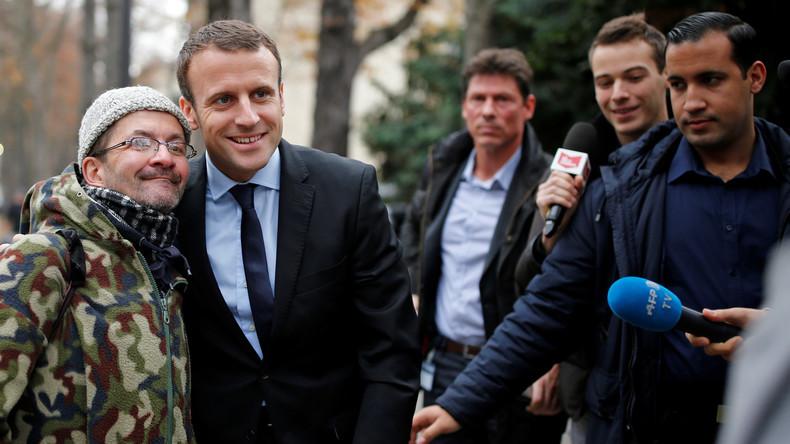 Campagne Presidentielle Benalla A T Il Paye Des Agents En