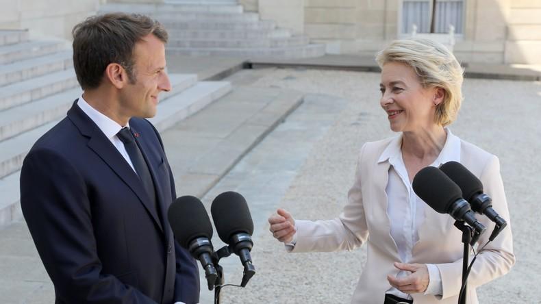 L'Europe militaire : gros sous et ambitions macroniennes