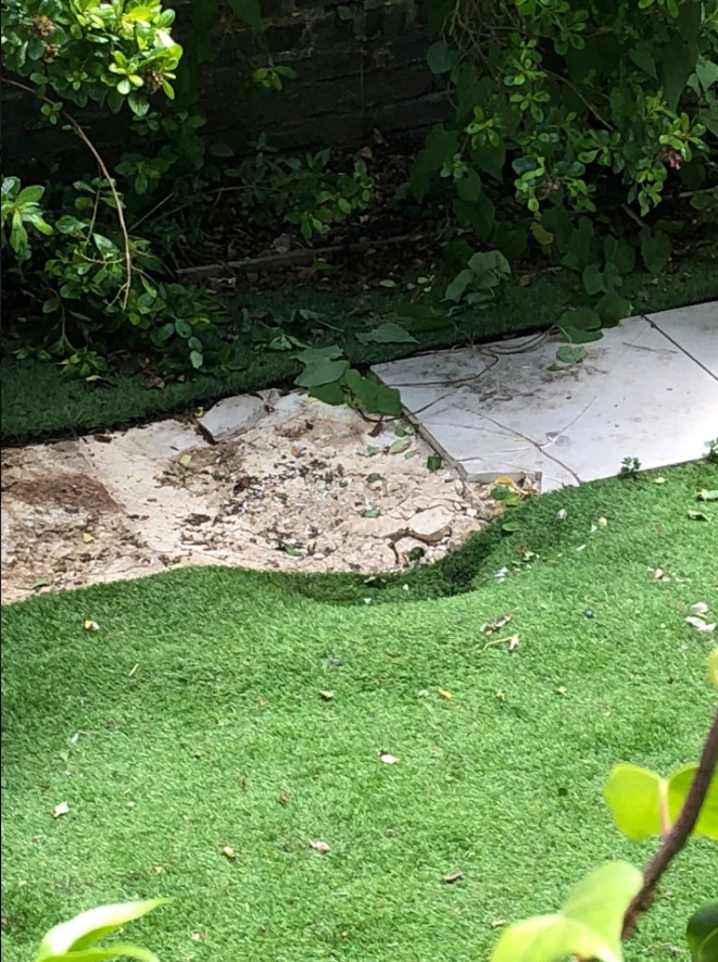 Tombé d'un avion, un clandestin présumé s'écrase mortellement dans le jardin d'un Londonien