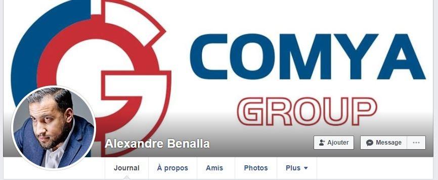 Twitter, Facebook et les scouts : un an après le scandale, Benalla se lance sur les réseaux sociaux