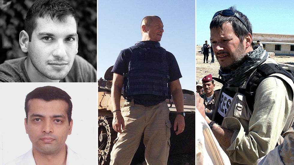 Khaled Alkhateb Memorial Awards 2019 : découvrez le palmarès pour les reporters de guerre