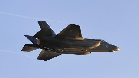 Un avion israélien F-35 (image d'illustration).