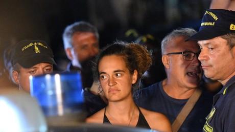 Affaire Sea-Watch : Berlin ne peut imaginer autre chose que la libération de Carola Rackete