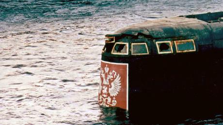 L'une des plus grandes catastrophes navales subies par la Russie, une tragédie qui a coûté la vie à 118 personnes.