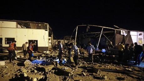 Camp de migrants bombardé en Libye : les Etats-Unis bloquent une condamnation du Conseil de sécurité
