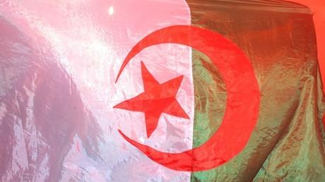 Drapeau algérien (image d'illustration).