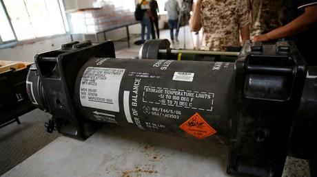 Libye : des missiles appartenant à la France découverts sur une base pro-Haftar