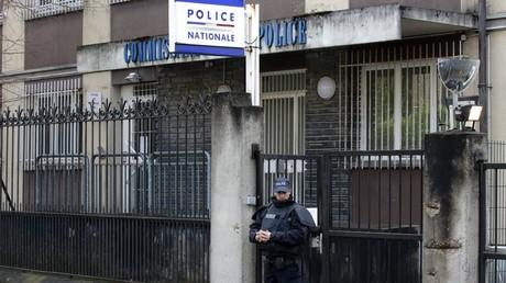 Le commissariat d'Aulnay-sous-Bois, Seine-Saint-Denis, février 2017 (image d'illustration).