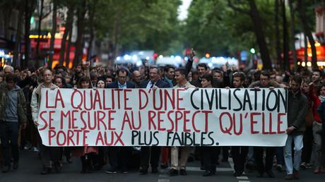Marche blanche pour Vincent Lambert le 20 mai à Paris.