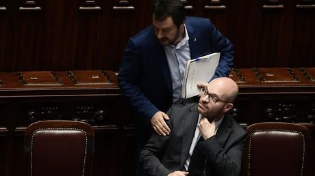 Lorenzo Fontana : nouveau ministre des Affaires européennes italien, conservateur et catholique