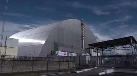 Ukraine : le nouveau sarcophage de Tchernobyl mis en service