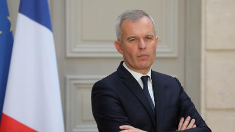 François de Rugy va-t-il tenir au ministère de la Transition écologique ? (image d'illustration).