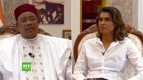 La Grande Interview : Mahamadou Issoufou