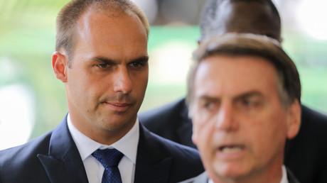 Brésil : Jair Bolsonaro confie vouloir nommer son fils ambassadeur aux Etats-Unis