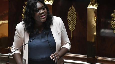 Le député LREM Laetitia Avia, rapporteur du projet de loi contre la haine en ligne, ici le 3 juillet 2019.
