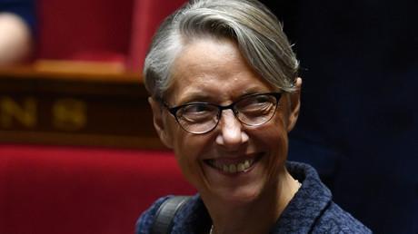La nouvelle ministre de la Transition écologique, Elisabeth Borne.