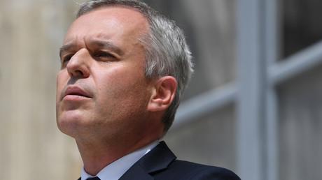François de Rugy le 17 juillet 2019 à Paris (image d'illustration).