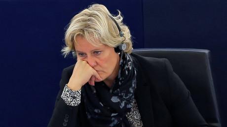 L'eurodéputée Nadine Morano a été la cible de la macronie après son attaque contre  Sibeth Ndiaye (image d'illustration).