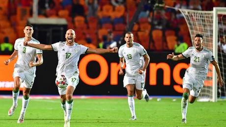 L'Algérie remporte la finale de la Coupe d'Afrique des nations