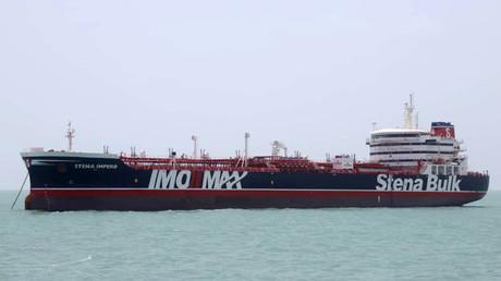 Détroit d'Ormuz : les Européens exhortent l'Iran à libérer le tanker britannique