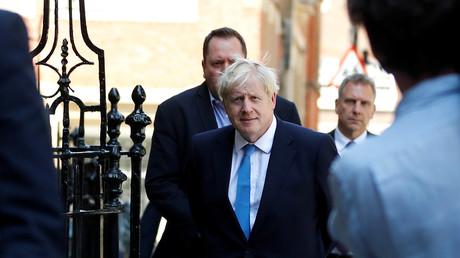 Le nouveau chef du Parti conservateur Boris Johnson.