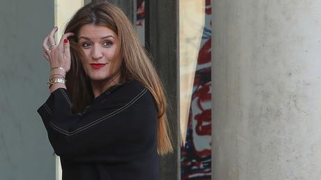 Marlène Schiappa au palais de l'Elysée le 8 mars (image d'illustration).