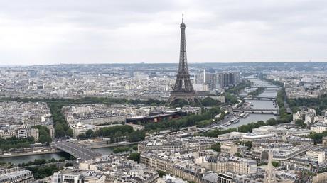 Vue de Paris, le 14 juillet 2019.