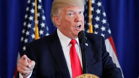 Donald Trump, président des Etats-Unis (image d'illustration).