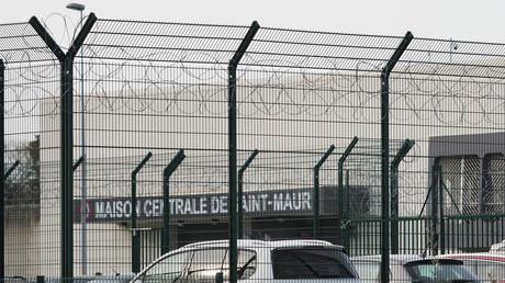 La prison de Saint-Maur (Indre), le 8 février 2019, en France (image d'illustration).