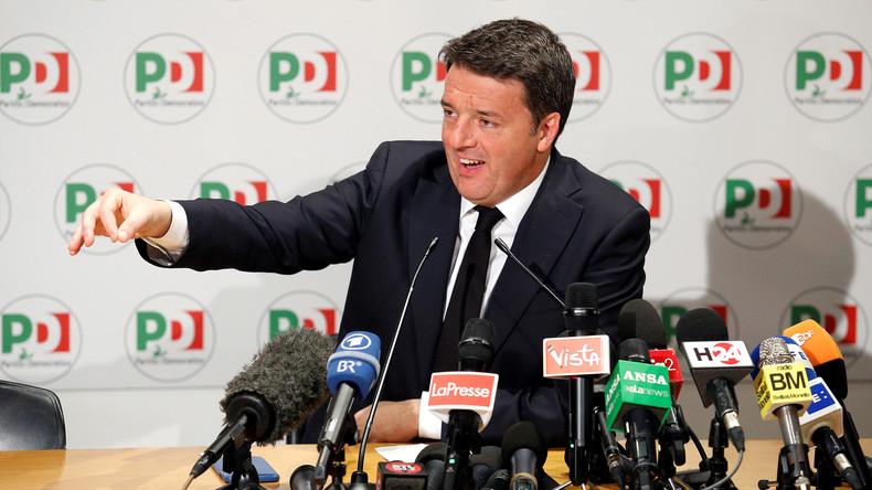 Fin de la coalition M5S-Ligue : Matteo Renzi de retour pour faire rempart à la «droite extrémiste» ?