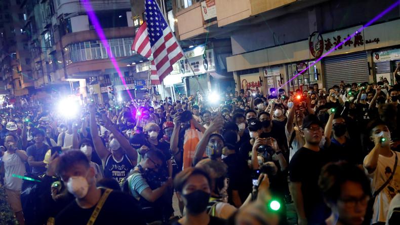 Hong Kong : l'ingérence occidentale la main dans le sac ! par Bruno Guigue