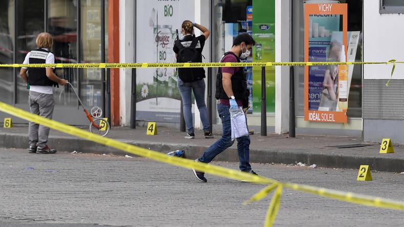 Entre émoi et critique de l'immigration : les politiques réagissent à l'attaque de Villeurbanne