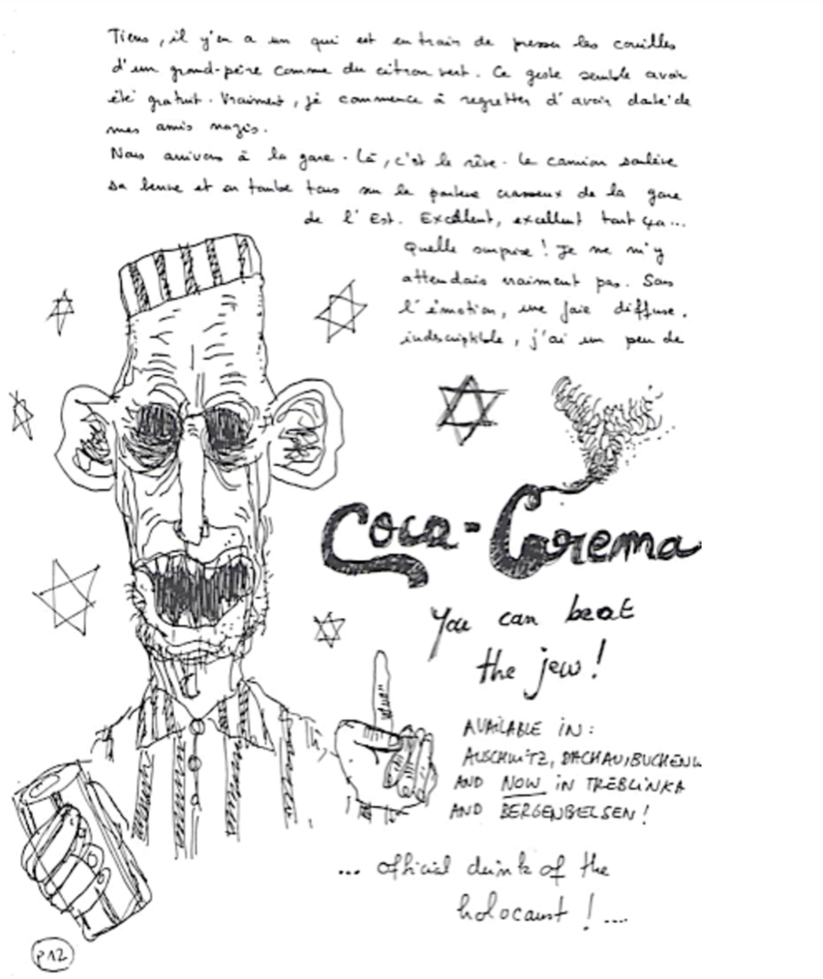 «Ushoahia» : des textes de Yann Moix négationnistes et antisémites refont surface