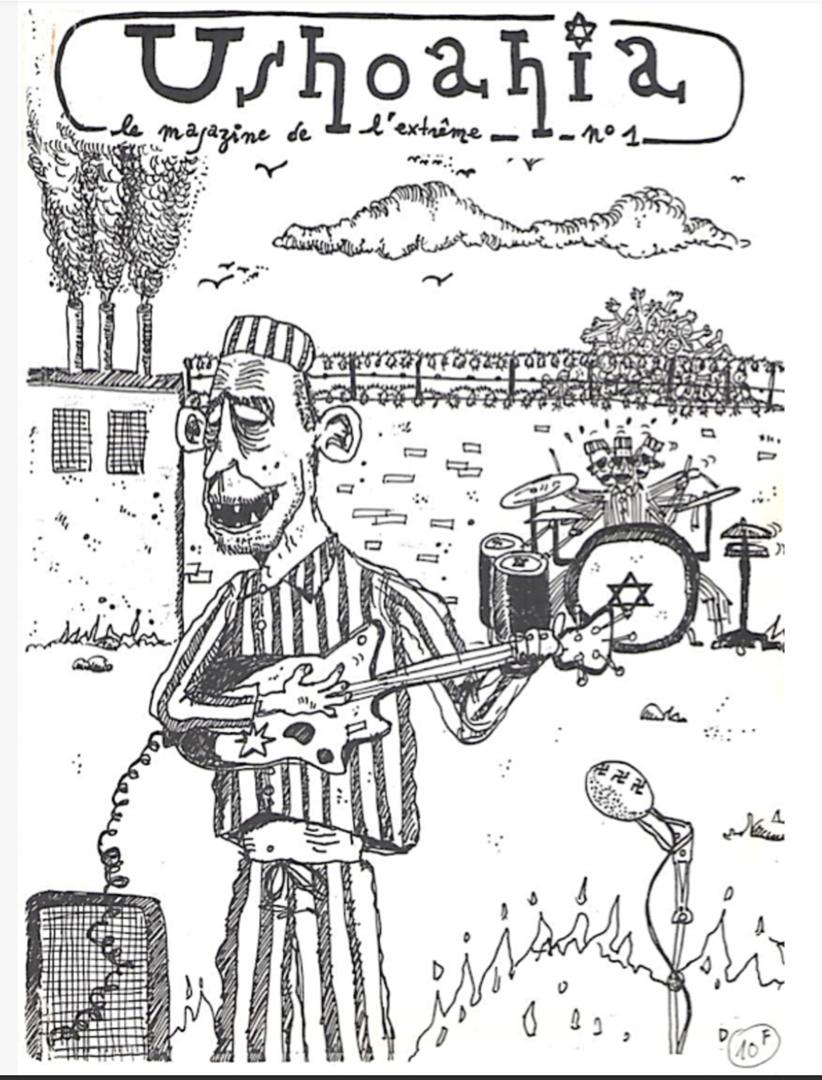 «Ushoahia» : des dessins de Yann Moix négationnistes et antisémites refont surface