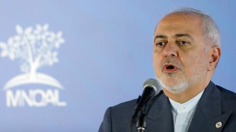 Le ministre iranien des Affaires étrangères Mohammad Javad Zarif.