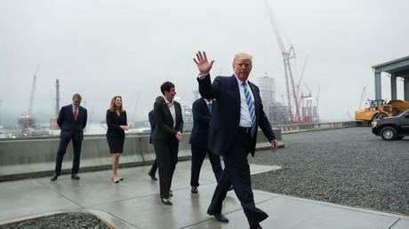 «Nous partirons s'il le faut» : Trump menace de nouveau de quitter l'OMC