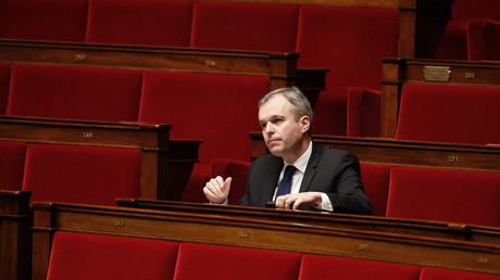 François de Rugy à l'Assemblée nationale le 28 novembre 2014.