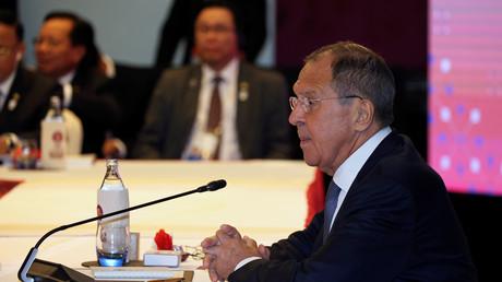Sergueï Lavrov en juillet 2019 (image d'illustration).