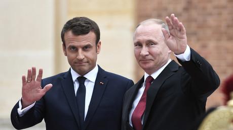 Vladimir Poutine à Brégançon : vers un retour de l'«alliée de revers» de la France ?