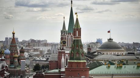 Le Kremlin.