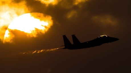 © Facebook / Israeli Air Force