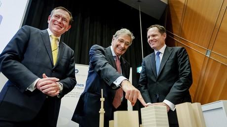 Brexit: Bloomberg et une centaine de multinationales basées à Londres déménagent aux Pays-Bas