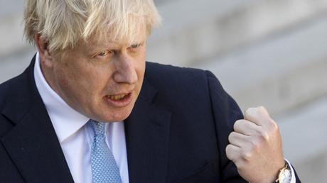 Boris Johnson annonce la suspension du Parlement jusqu'au 14 octobre
