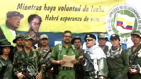 Colombie : d'ex-leaders des Farc annoncent la reprise de la lutte armée, Duque met leur tête à prix