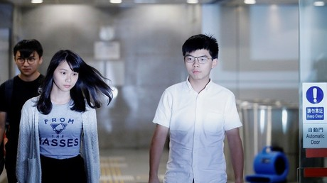 Hong Kong : arrestation des principaux leaders du mouvement de contestation