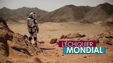 L'ECHIQUIER MONDIAL. Mars et la Lune : la géopolitique du futur