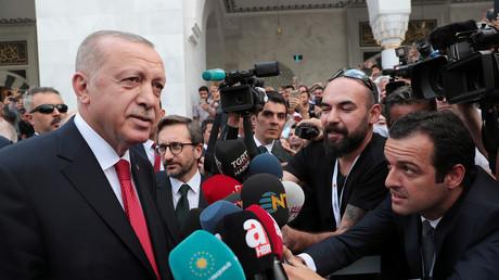 Avions de chasse : vexée par la décision américaine, la Turquie pourrait se tourner vers la Russie