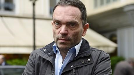 L'écrivain français Yann Moix.