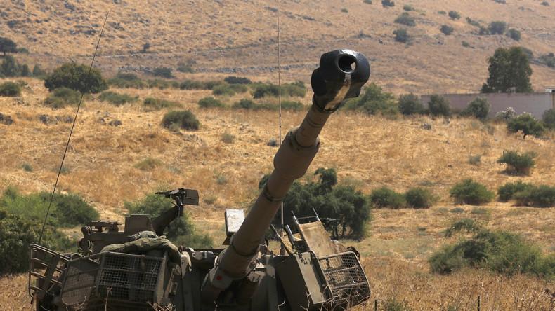 Liban : le Hezbollah détruit un char israélien, Israël bombarde un village