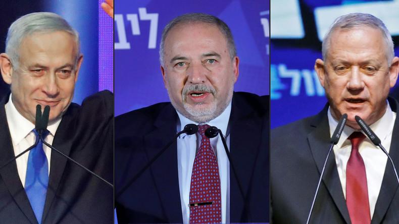 Législatives en Israël : le pays s'enfonce dans une impasse politique